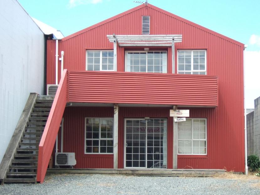 The Red Barn 7b Grange Street