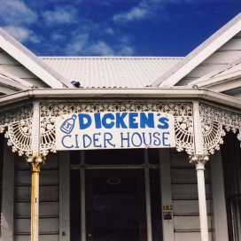 Dicken's Cider House 181 Leith Street