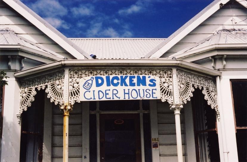 Dicken's Cider House 181 Leith Street