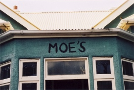 Moe's 89 Clyde Street