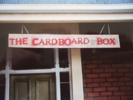 The Cardboard Box, 241 Castle Street