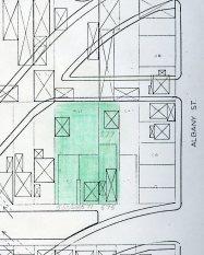 Site of 575 Cumberland Street
