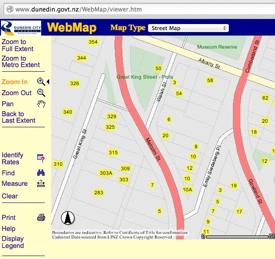 DCC WebMap
